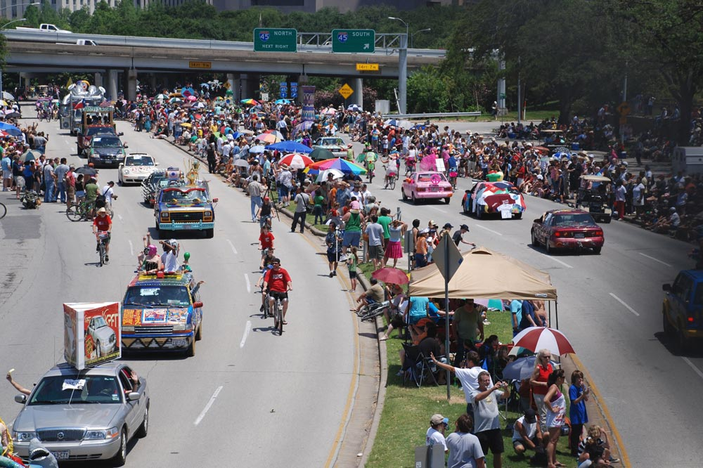 30th Annual Houston Art Car Parade