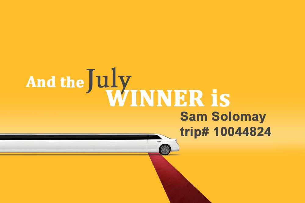 colony limo july-2017-winner