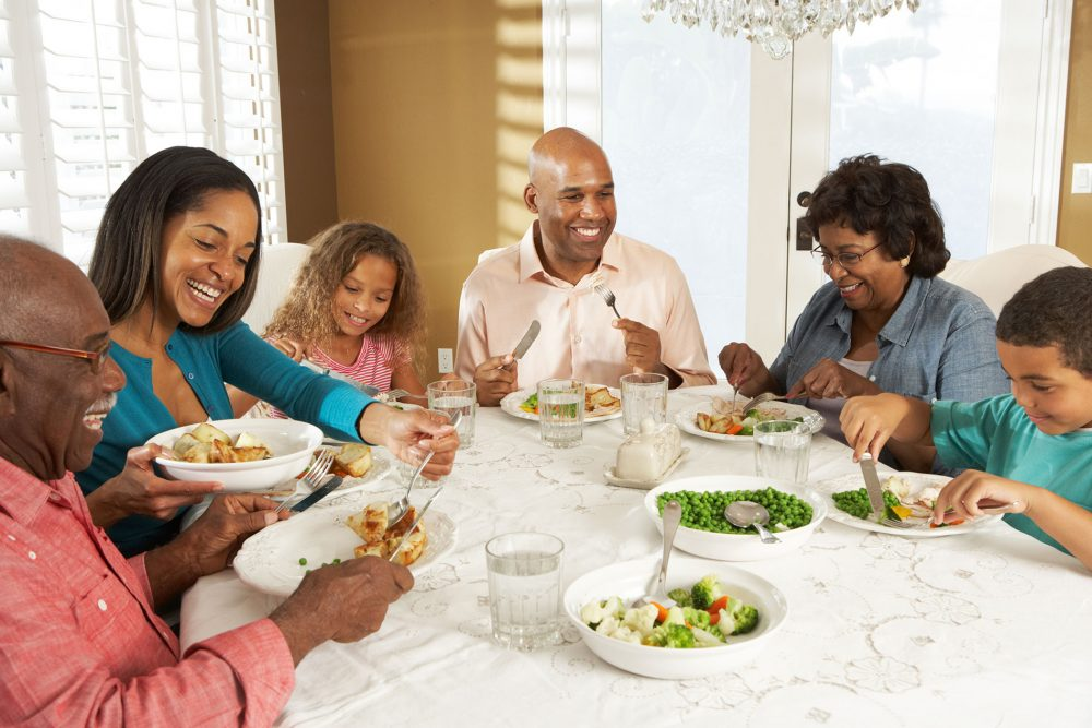 Eat Better When You Eat Together Month