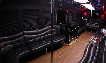 What's Inside a Party Bus - 32-passenger-limo-party-bus-rental-service-colony-limo