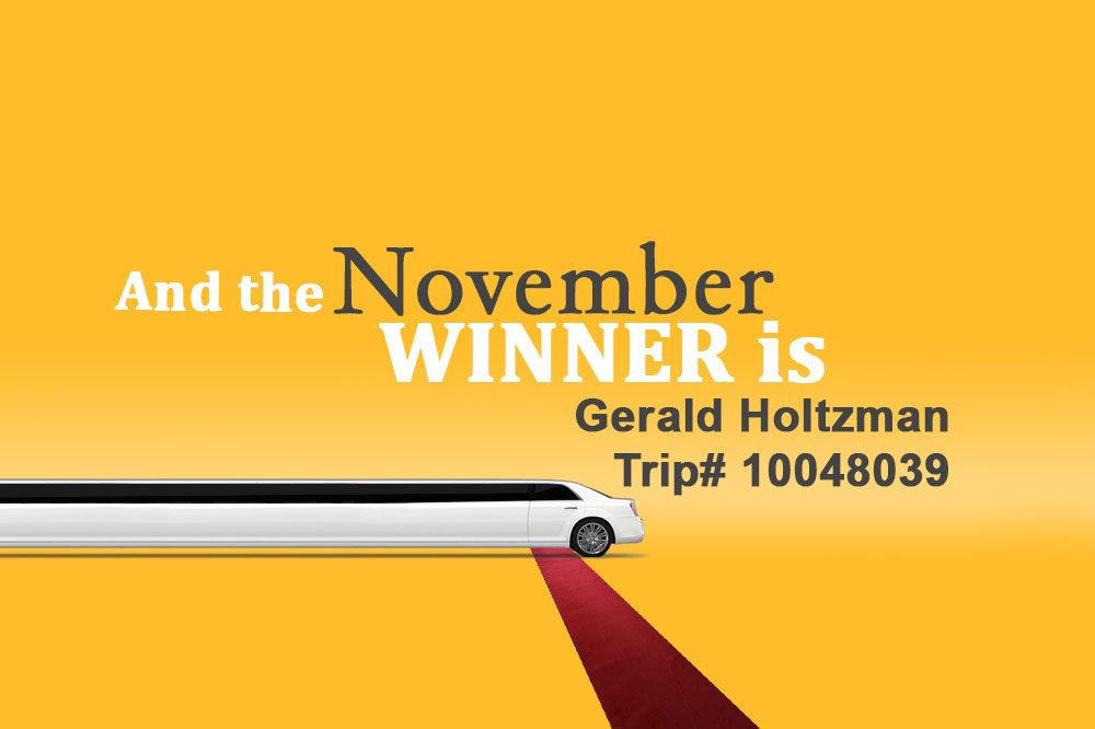 Winner Of The Month November 2017 Colony Limo Blog