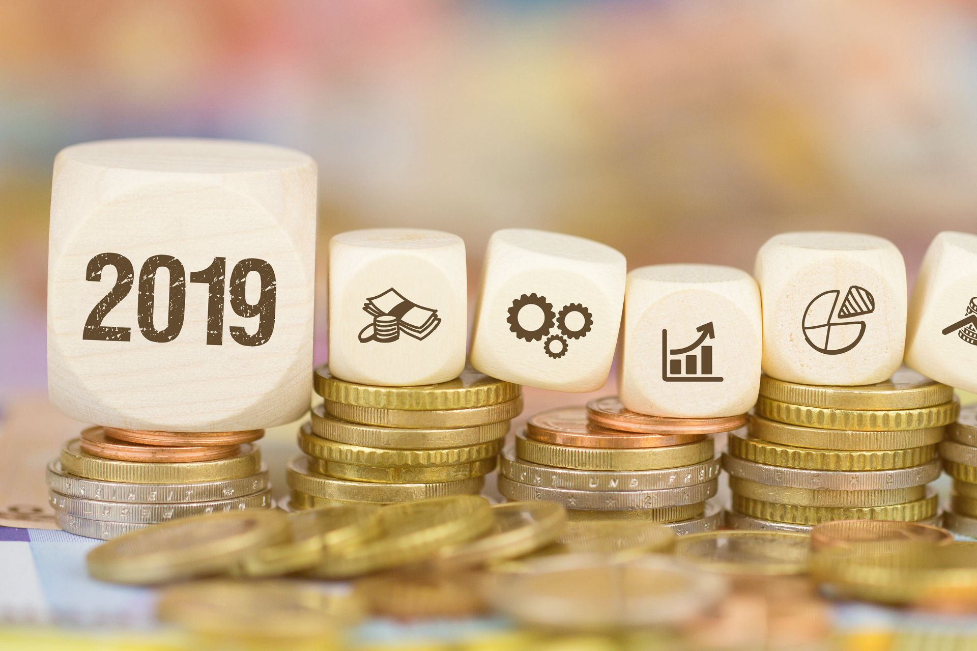 SIX FINANCIAL GOALS FOR THE NEW YEAR--2019