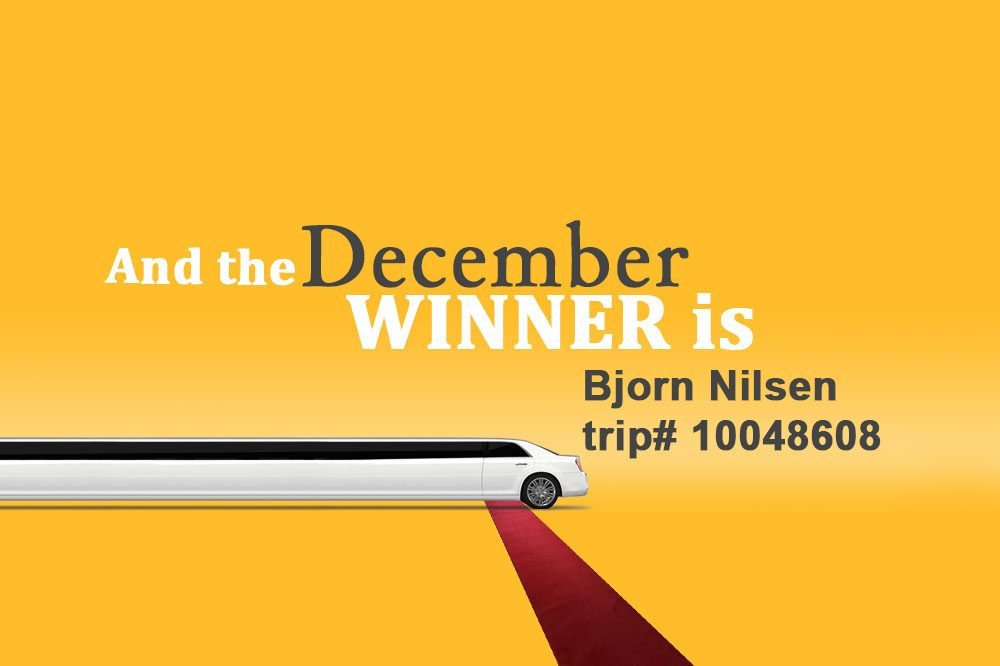 colony limo winner december 2017