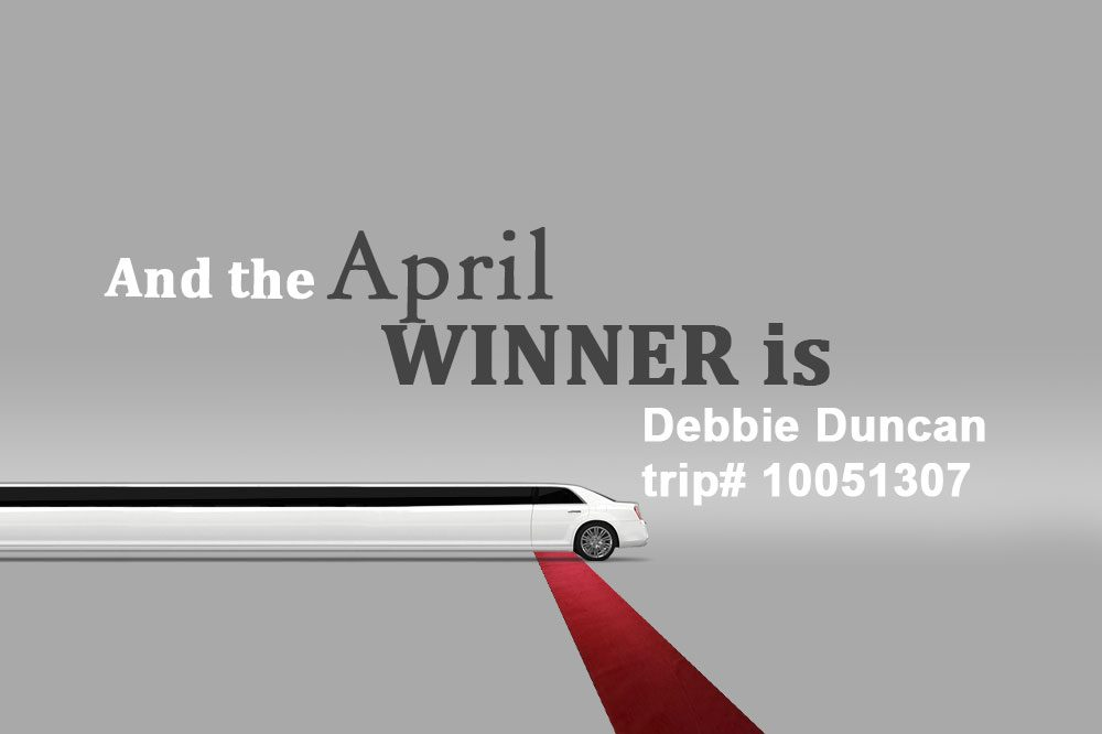 Winner of the Month – April 2018