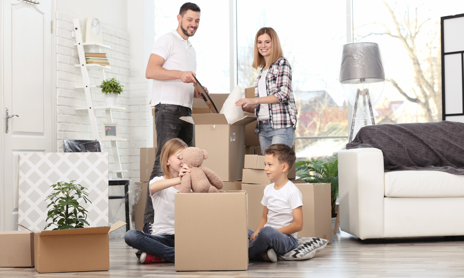 Moving to Houston This Summer- Here are 6 Tips to Survive the Move