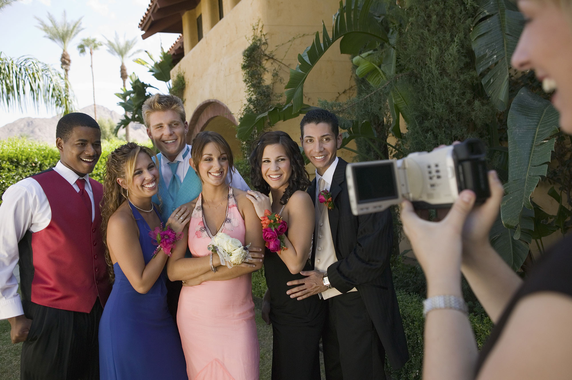 Best Places to Take Prom Pictures in Houston