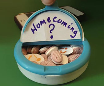Creative Ideas for Asking Someone to #Homecoming