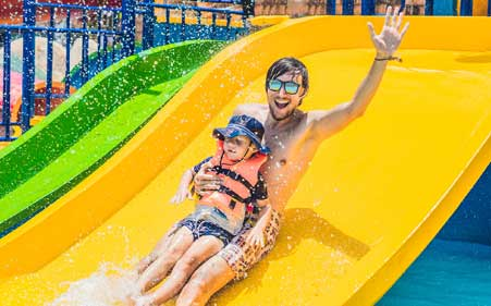 Visit One of These Exciting Water Parks This Summer