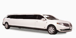 Lincoln Town Car Stretch Limo – White