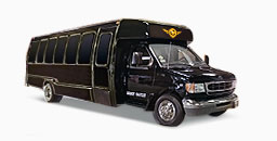 Party Bus Houston 18 20 Pengers Black