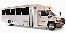 Shuttle Bus - Up to 32 Passengers