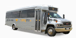 Shuttle Bus - Up to 33 Passengers