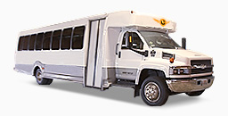 Shuttle Bus - Up to 35 Passengers