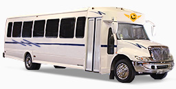 Shuttle Bus - Up to 37 Passengers