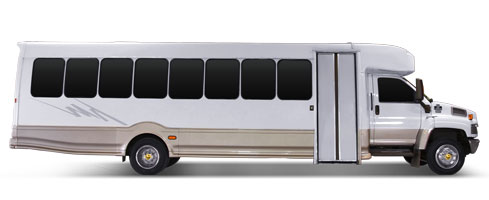 Shuttle Bus | 35 Passenger - Limo Service Houston