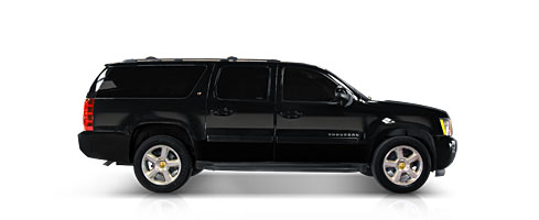 Chevrolet Suburban SUV - Limo Service Houston