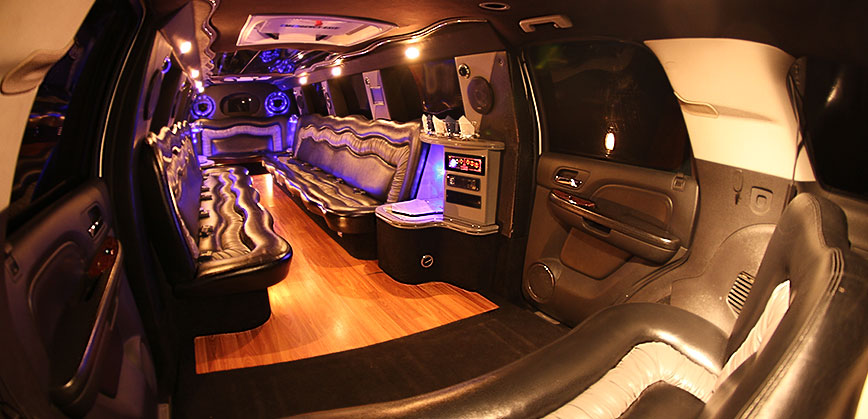 Cadillac Escalade Limo Rental Houston, Fully-equipped @ Very Low Price