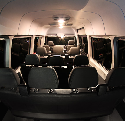 Passenger van rental houston fully equipped very low price for Mercedes benz sprinter luxury van price