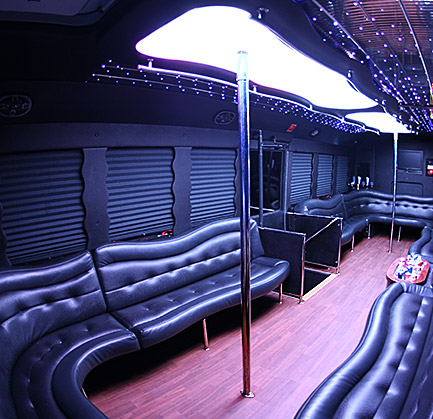 party bus rental houston, fully-equipped @ very low price