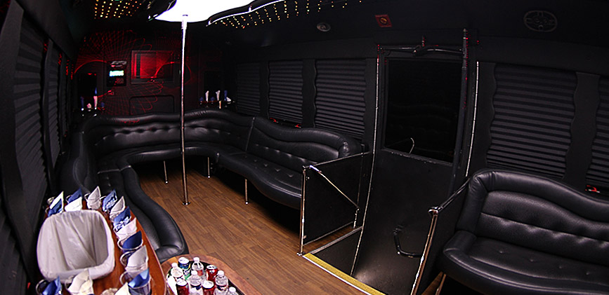 Party Bus 32 Passenger