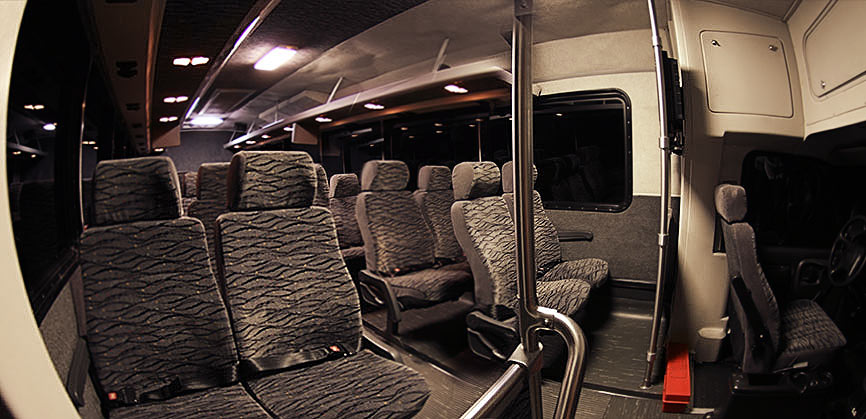 Shuttle Bus | 33 Passenger - Colony Limo
