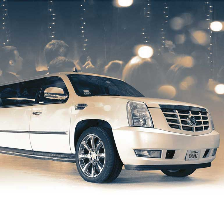 Colony - Limo Service Houston