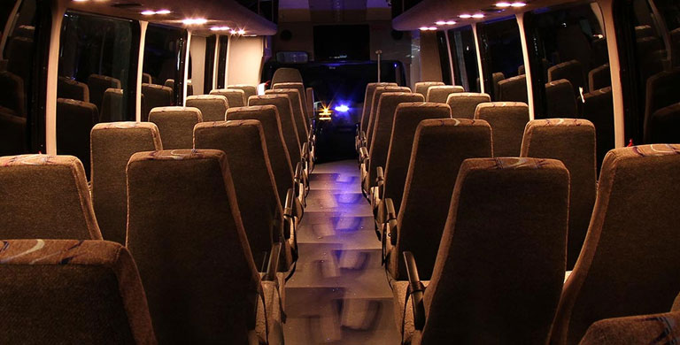 Shuttle Bus - Colony Limo Service Houston