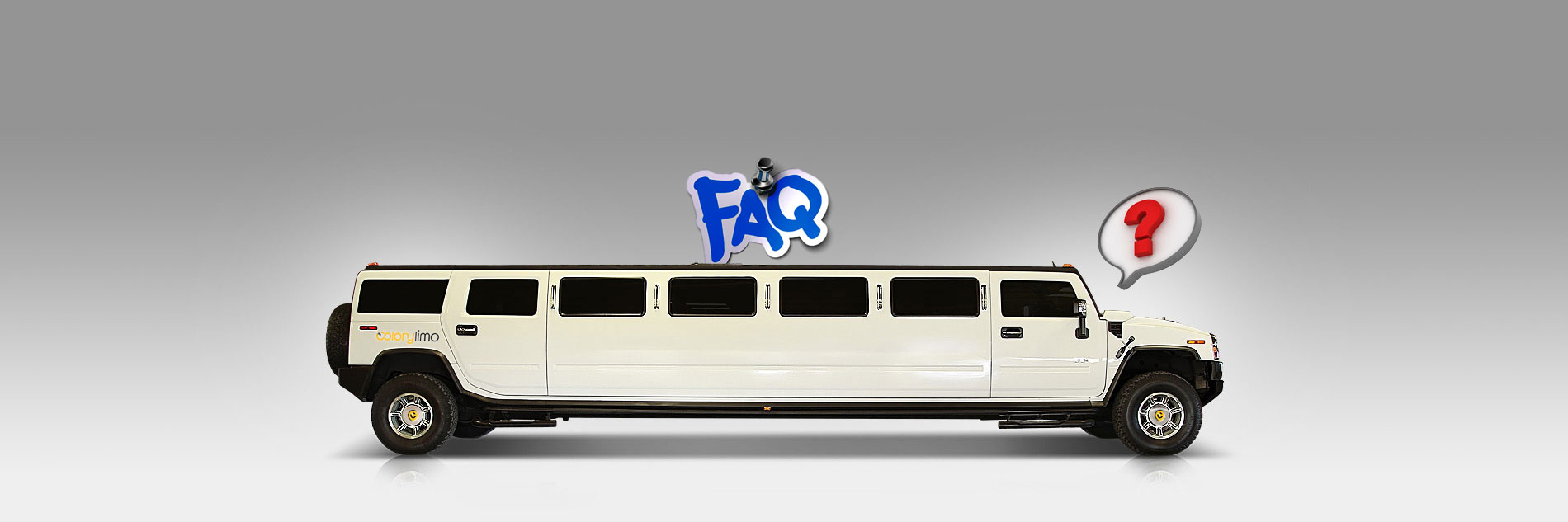 FAQ - Colony Limo Service Houston