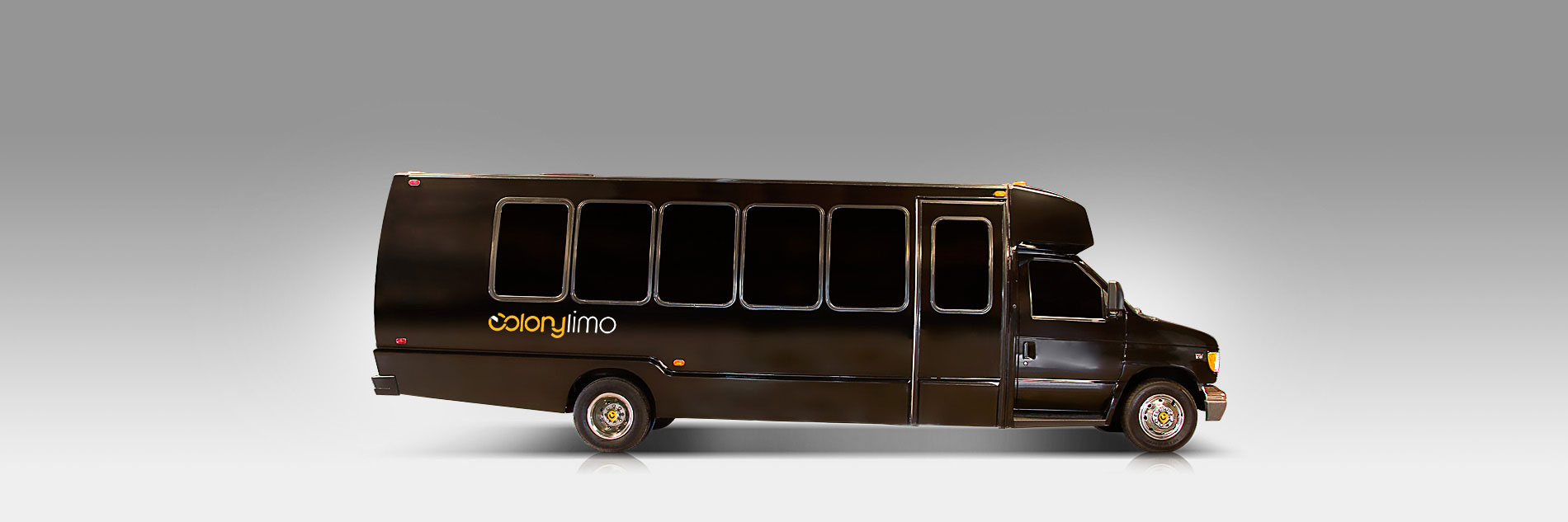 Party Bus - 18/20 Passenger - Colony Limo Service Houston