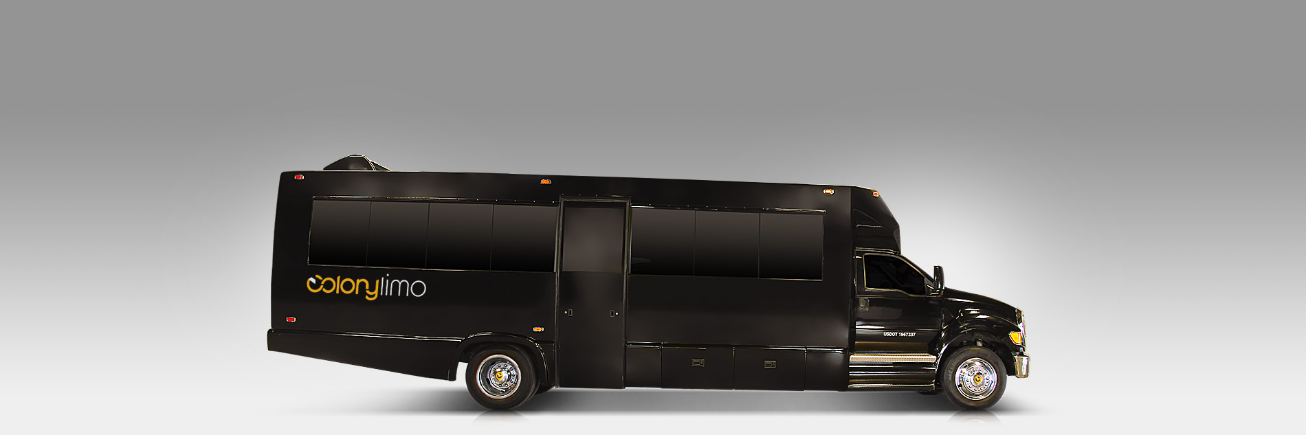 Party Bus - 32 Passenger - Colony Limo Service Houston