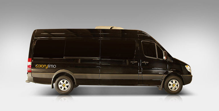 Passenger Van Rental Houston Fully Equipped Very Low Price