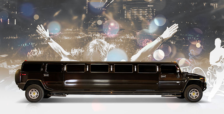 Concert Limo - Colony Limo Service Houston