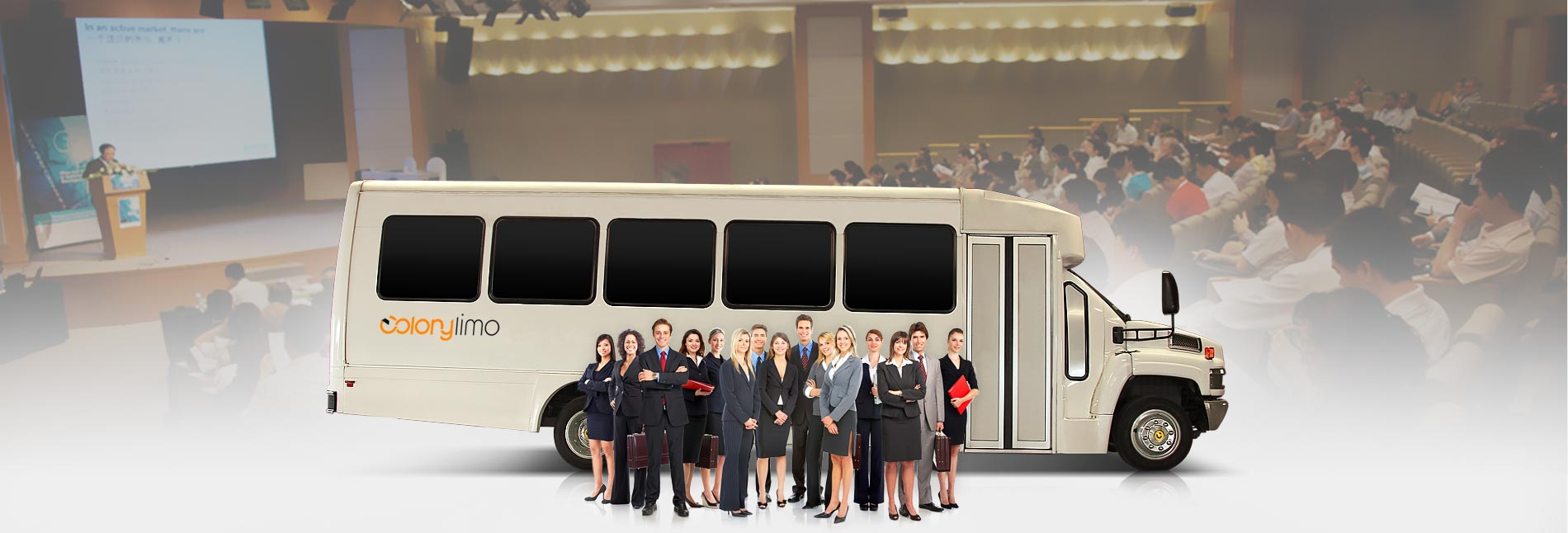Corporate Events - Colony Limo Service Houston