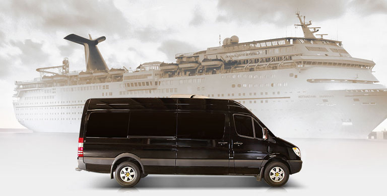 Cruise Terminal Transportation - Colony Limo Service Houston