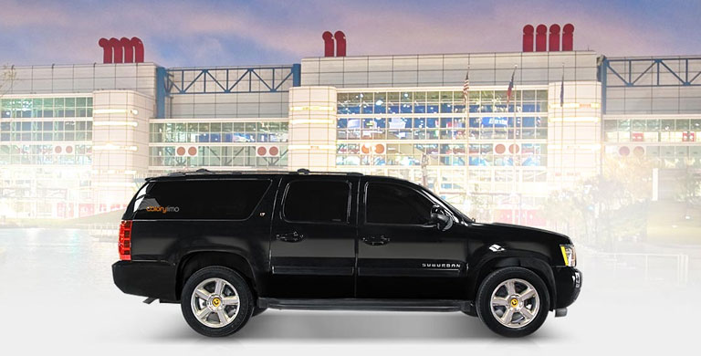 Business Convention Colony Limo Service Houston