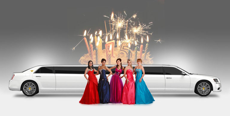 quinceanera Colony Limo Service Houston