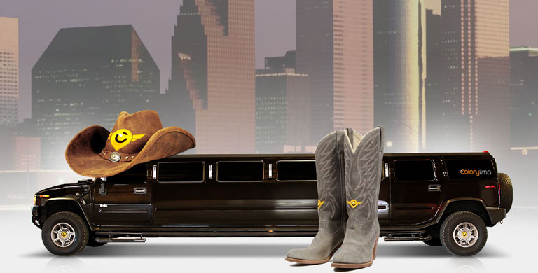 houston - rodeo - transportation - Colony Limo Service Houston
