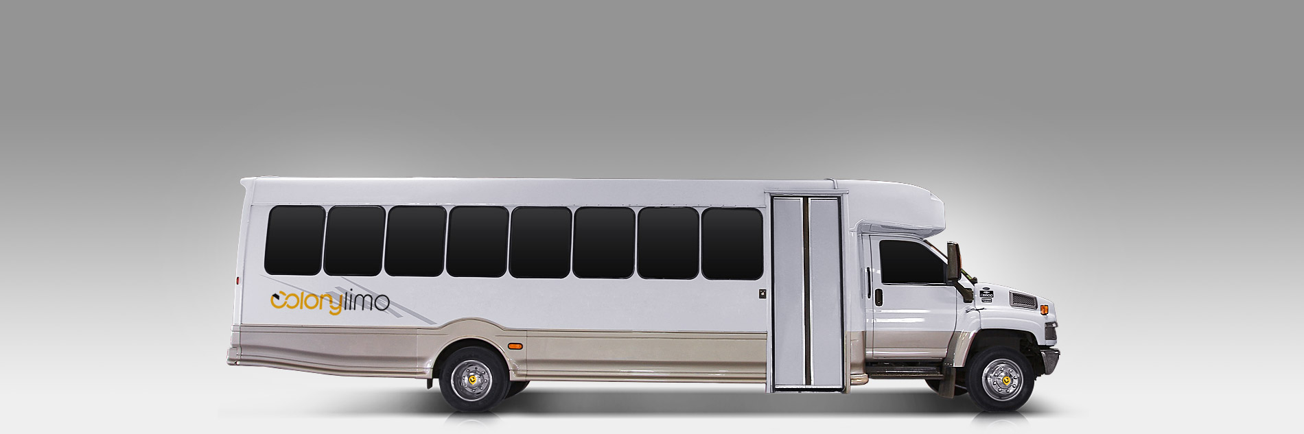 Shuttle Bus - 35 Passenger - Colony Limo Service Houston