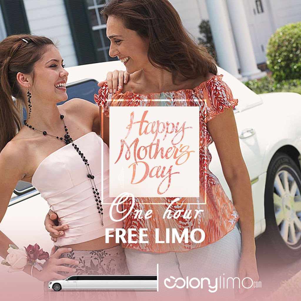 Mother's Day Deal Limo Service Houston